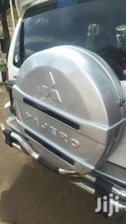 Spare Wheel Cover For Pajero Mitsubishi | Vehicle Parts & Accessories for sale in Central Region, Kampala