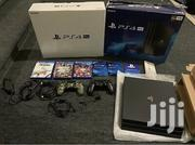 Playstation 4 Pro 1TB PS4 Pro W/ 2 Controllers | Video Game Consoles for sale in Central Region, Kampala