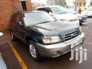 Subaru Forester 2002 Automatic Green | Cars for sale in Central Region, Kampala