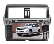 Ffj200 Landcruiser Car Radio Android Customized | Vehicle Parts & Accessories for sale in Central Region, Kampala