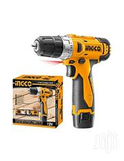 Brand New Ingco Li-on Cordless Drill | Electrical Tools for sale in Central Region, Kampala