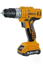Brand New Ingco Li-on Cordless Drill 16.8V | Electrical Tools for sale in Central Region, Kampala