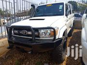 New Toyota Land Cruiser 2014 White   Cars for sale in Central Region, Kampala