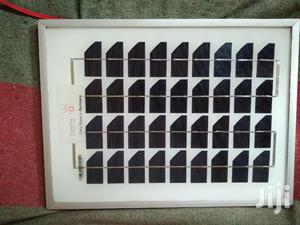 15 Watt Solar Panel And Battery