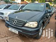 Mercedes-Benz M Class 2002 Blue   Cars for sale in Central Region, Kampala