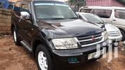 Mitsubishi Pajero 2002 Black | Cars for sale in Central Region, Kampala