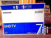 Samsung UHD 4k TV 43inches   TV & DVD Equipment for sale in Central Region, Kampala