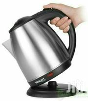 Scarlet Cordless Electric Kettle - 2litre Black | Kitchen Appliances for sale in Central Region, Kampala