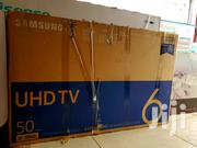Brand New Samsung 50inch Smart Uhd 4k Tvs | TV & DVD Equipment for sale in Central Region, Kampala