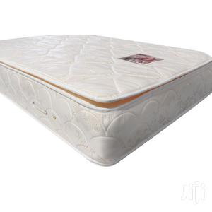 "Nile Spring White Nile Pocket Spring 9"" Pocketed Firm Mattress"