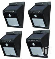 4PCS Generic Motion Sensor Solar Light LED Bright Lights | Solar Energy for sale in Central Region, Kampala