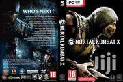 Mortal Kombat X For PC   Video Games for sale in Central Region, Kampala
