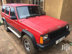 Jeep Cherokee 1994 Red