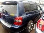 Toyota Kluger 2006 Blue | Cars for sale in Central Region, Kampala
