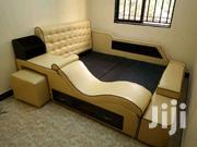 King Size Madeel Leather Beds | Furniture for sale in Central Region, Kampala