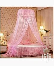 Deluxe Round Ceiling Mount Mosquito Net Pink | Home Accessories for sale in Central Region, Kampala