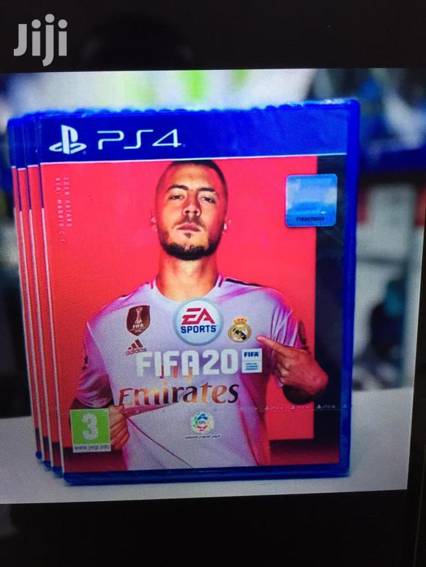 Brand New Fifa 20 Game For Ps4