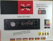 XPLOD CDX. Gt1047 Single Radio | Vehicle Parts & Accessories for sale in Central Region, Kampala