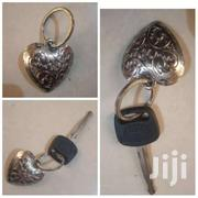 Silver Designed Heart Keyholder | Home Accessories for sale in Central Region, Kampala