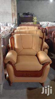 Leather Sofa Chairs   Furniture for sale in Central Region, Kampala
