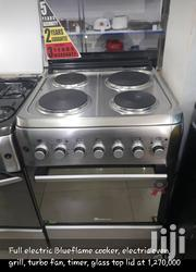 60*60cm Full Electric Blueflame Cooker | Kitchen Appliances for sale in Central Region, Kampala
