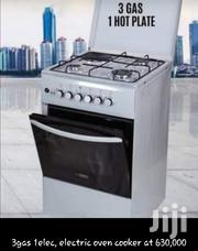 3gas 1electric Cooker, 50*50cm | Kitchen Appliances for sale in Central Region, Kampala