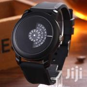 Black Leather Watch | Watches for sale in Central Region, Kampala