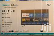 "75"" Hisense Smart 4K TV 