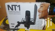Rode NT1 Professional Studio Microphone With Shockmount And Pop Filter | Audio & Music Equipment for sale in Central Region, Wakiso