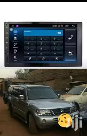 Android Radio Fitted In Pajero Mitsubishi GDI | Vehicle Parts & Accessories for sale in Central Region, Kampala
