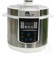 Blume Life 15 in 1 Electric Pressure/ Slow Cooker 6L - Silver | Kitchen Appliances for sale in Central Region, Kampala