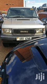 Isuzu Trooper 1998 Gold | Cars for sale in Central Region, Kampala