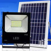 Solar Floodlight 125W Auto Switch On And Off During Night And Day | Home Accessories for sale in Central Region, Kampala