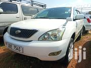 New Toyota Harrier 2003 White | Cars for sale in Central Region, Kampala