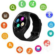 Y1 Waterproof Bluetooth Smart Watch -for Android IOS iPhone Samsung LG | Smart Watches & Trackers for sale in Central Region, Kampala