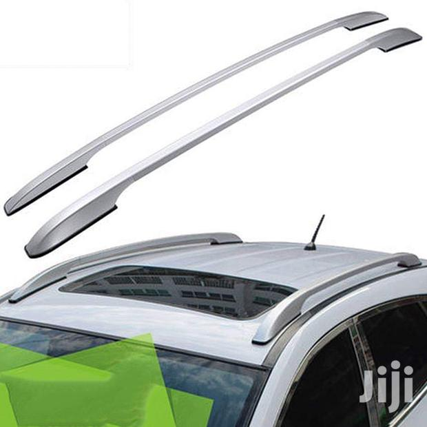 Silver Roof Bars