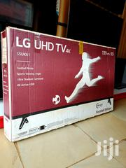 Brand New Lg Webos Smart Uhd 4k Tv 55 Inches | TV & DVD Equipment for sale in Central Region, Kampala