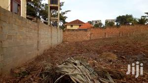 Executive 100*100ft Plot Encosed In The Wall Fence In Kyambogo At 400m