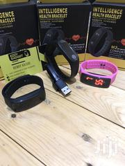 Brand New M2 Fitness Bracelet With A FREE LED WATCH | Smart Watches & Trackers for sale in Central Region, Kampala