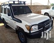 Toyota Land Cruiser 2008 100 4.2 White | Cars for sale in Central Region, Kampala