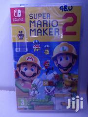 Super Mario Maker For Nintendo Switch | Video Games for sale in Central Region, Kampala