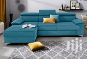 Suede Blue Sofas | Furniture for sale in Central Region, Kampala