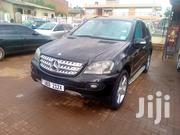 Mercedes-Benz M Class 2006 Black | Cars for sale in Central Region, Kampala