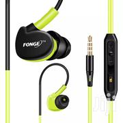 Fonge Water Proof Earphone | Accessories for Mobile Phones & Tablets for sale in Central Region, Kampala