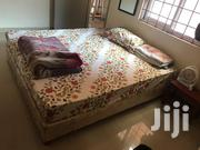 Both Beds With Spring Mattress For Sell Mid November Moving Sell   Furniture for sale in Central Region, Kampala