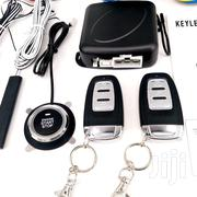Auto Car Keyless Push To Start Button With Alarm   Vehicle Parts & Accessories for sale in Central Region, Kampala