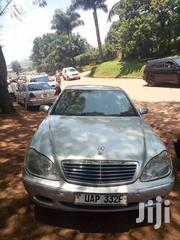 Mercedes-Benz S Class 2004 Silver | Cars for sale in Central Region, Kampala
