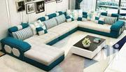 U Sofa and Centre Table. | Furniture for sale in Central Region, Kampala