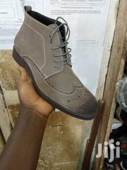 Casual Gray Suede Boots | Shoes for sale in Central Region, Kampala