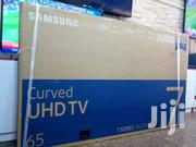 NEW SAMSUNG CURVE 65 INCHES SMART 4K TV | TV & DVD Equipment for sale in Central Region, Kampala